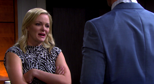 Days of Our Lives Spoilers: Belle & EJ Make Sizzling New Match – Shawn Betrayed, Sami's Sister Rivalry Gets Worse?