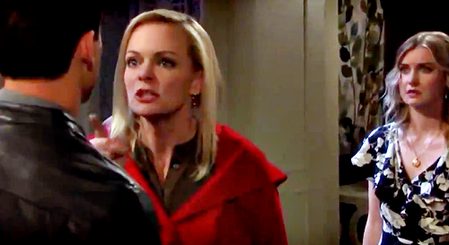 Days of Our Lives Spoilers: Belle Saves Claire's Life - Stops Raging Charlie From Killing Daughter