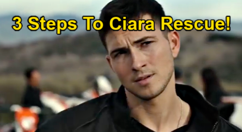 Days of Our Lives Spoilers: Ben's 3 Steps To Ciara Rescue - Hope's Investigation Helps Journey to 'CIN' Reunion