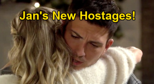 Days of Our Lives Spoilers: Ben & Claire's Close Captivity Moments – Jan's New Hostages Face Romantic Feelings