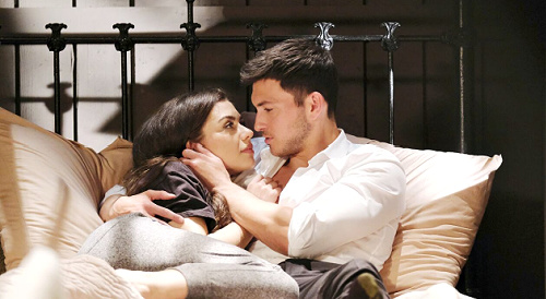 Days of Our Lives Spoilers: Ben Confesses to Kissing Claire – Ciara Reacts to Lip Lock Secret
