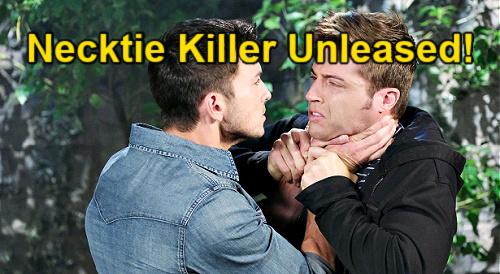 Days of Our Lives Spoilers: Ben & Evan's Violent Faceoff – Desperate Plan to Get Ciara Back, Necktie Killer Unleashed?