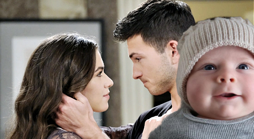 Days of Our Lives Spoilers: Ben Hints at Ciara's Upcoming Pregnancy – How Many Beautiful CIN Babies for Reunited Couple?