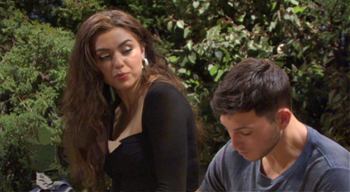 Days of Our Lives Spoilers: Ben Pumps Brakes on Ciara's Baby Plan – Fears Having First Child