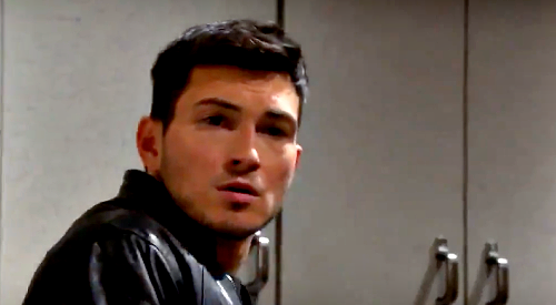 Days of Our Lives Spoilers: Ben Sets Ciara Free to Be with Theo – Divorce Decision Ahead of Victoria Konefal's Exit?