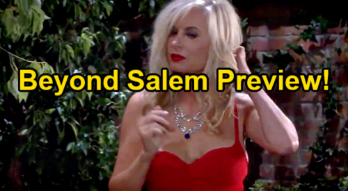 Days of Our Lives Spoilers: Beyond Salem Preview – Sonny Punches Leo – Kristen's Sister Mary Moira Trick – Shane Donovan Returns