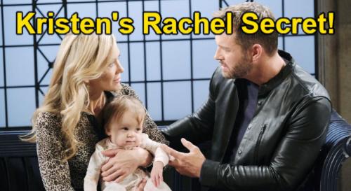 Days of Our Lives Spoilers: Kristen's Rachel Secret - Brady Worries About Daughter's Behavior?
