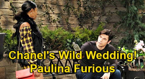 Days of Our Lives Spoilers: Chanel Introduces New Husband Xander to Paulina – Wild Wedding News Leaves Mom Furious