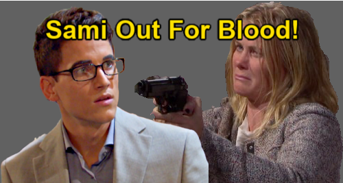 Days of Our Lives Spoilers: Charlie Faces Sami's Vengeful Fury – Allie's Mom Out for Blood Upon Salem Return