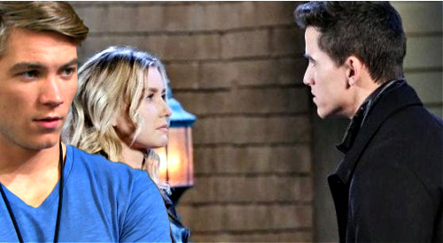 Days of Our Lives Spoilers: Charlie Loses It Over Claire & Tripp's Reunion – Can't Handle Half-Brother Taking Soulmate?