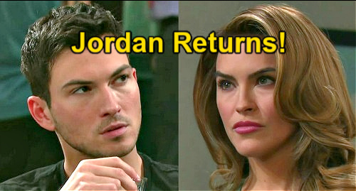 Days of Our Lives Spoilers: Chrishell Stause Returns as Jordan Ridgeway – Ben's Sister Back for a Visit