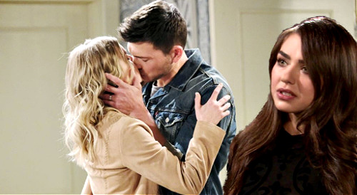 Days of Our Lives Spoilers: Ciara Jealous of Claire's Bond with Ben After Memories Return – Pushes Rival Away from Husband?