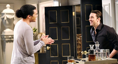 Days of Our Lives Spoilers: Ciara Leaves Fiancé for Ben - Will Theo's Broken Heart Lead Back to Chanel?