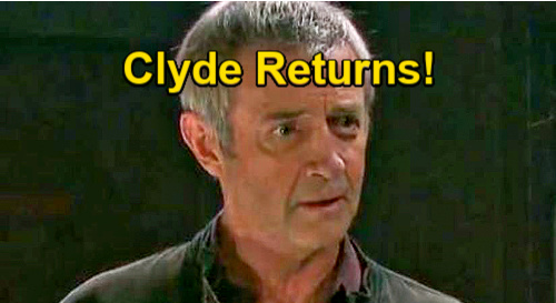 Days of Our Lives Spoilers: Clyde Returns with New Lead for Ben – Ciara Search Saved by Dad's Clue