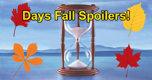 Days of Our Lives Spoilers: DOOL Fall Preview – Scary Twists, New Love Quad, Engagement News and More