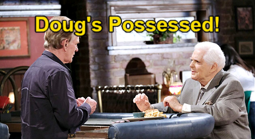 Days of Our Lives Spoilers: Doug Transfers Evil Spirit to Marlena – Fake Dementia Kicks Off Possession Reboot
