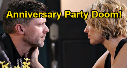 Days of Our Lives Spoilers: Eric & Nicole's Anniversary Party Disaster – Greg Vaughan's Return Brings Couple Blowup
