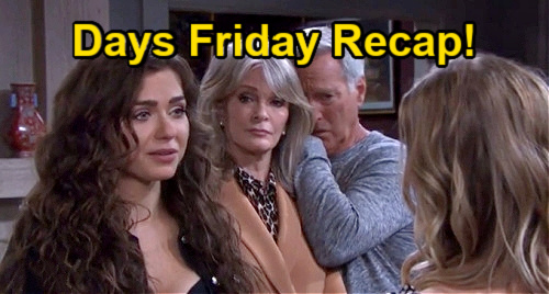 Days of Our Lives Spoilers: Friday, August 20 Recap – Claire Finally Maid of Honor as Ben & Ciara Wed