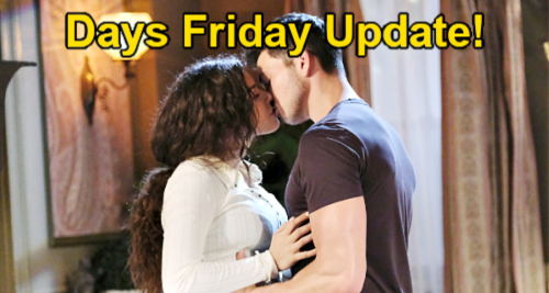 Days of Our Lives Spoilers: Friday, September 24 Update – Ciara's Pregnancy Challenge – John Tricked – Doug's Setback