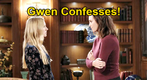 Days of Our Lives Spoilers: Gwen's Confession Brings Abigail Back from Boston – Miscarriage Lie Exposed