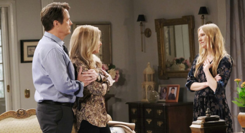 Days of Our Lives Spoilers: Jack Battles Gwen - Goes After Long-Lost Daughter In Ruthless Move?