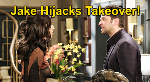 Days of Our Lives Spoilers: Jake Hijacks Gabi's Titan Takeover, Steals CEO Spot – Betrayal Rips Couple Apart?