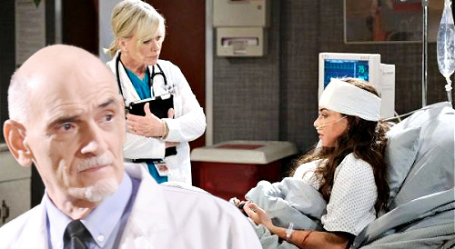 Days of Our Lives Spoilers: Jake Pushes Dr. Rolf's Memory Serum to Help Ciara Remember