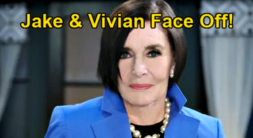 Days of Our Lives Spoilers: Jake & Vivian Face Off, Infuriating Family Reunion – Faked Death and Kidnapping Explode
