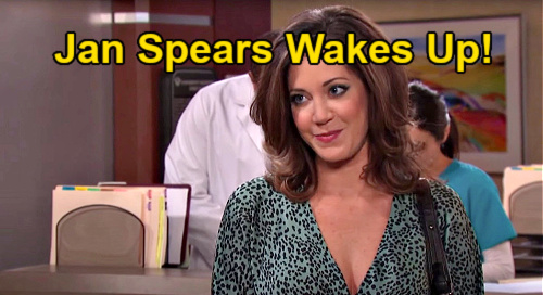 Days of Our Lives Spoilers: Jan Spears Awakens From Coma - Shawn & Belle Fight Fierce Enemy's Return