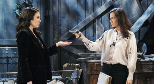 Days of Our Lives Spoilers: Jan Wants Claire Stabbed to Death at Cabin – Demands Chloe Kill or Be Killed