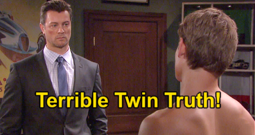 Days of Our Lives Spoilers: Johnny Exposes Buried Twin Truth – Confronts EJ for Forcing Sami Into Bed to Save Lucas?
