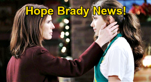 Days of Our Lives Spoilers: Kristian Alfonso Confirms No Hope Brady Return – Ciara's Mom Missing from New Search Story