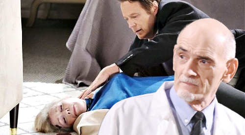 Days of Our Lives Spoilers: Laura Not Dead For Long - Brought Back To Life By Rolf's Operative?