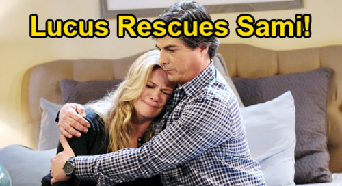 Days of Our Lives Spoilers: Lucas Rescues Kidnapped Sami – Earns Romantic Reunion with Former Flame?