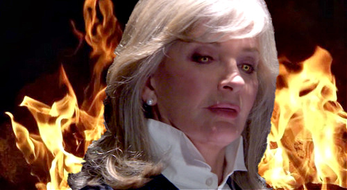 Days of Our Lives Spoilers: Marlena Sets Blazing Fire – Salem in Flames After Devil's Disturbing Orders