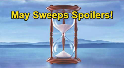Days of Our Lives Spoilers: May Sweeps Preview – Brutal Breakups, New Cheating Drama, Dangerous Threats and More