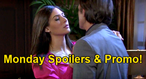Days of Our Lives Spoilers: Monday, April 26 – Paulina's Mysterious Secret – Theo's Farewell – Gabi & Philip's Passion