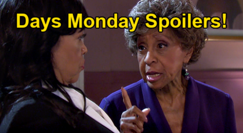 Days of Our Lives Spoilers: Monday, August 16 – Theo's Breakup Blow - Ciara Only Wants Ben - Olivia's Fierce Warning