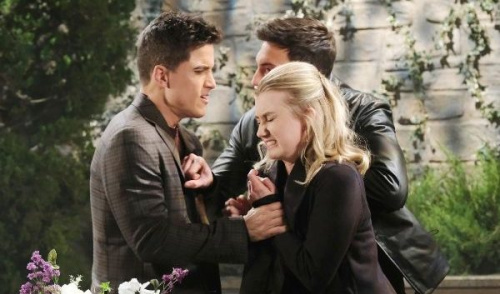 Days of Our Lives Spoilers: Monday, February 15 – Lucas Attacks Charlie – Ben Rescues Claire – Rafe Surrenders to Nicole