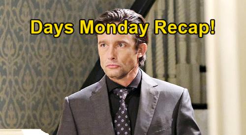 Days of Our Lives Spoilers: Monday, January 25 Recap - Julie's Health Crisis - Brady's Bullet - Xander's Kidnap Progress