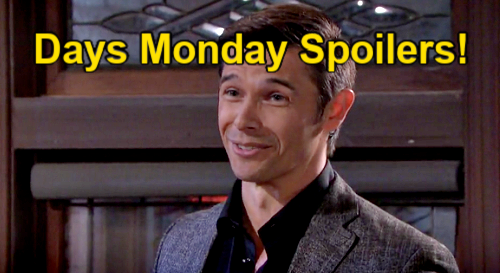 Days of Our Lives Spoilers: Monday, July 19 – Eric Disgusted by Wife's Betrayal – Nicole Blasts Sami – Brady Fires Xander