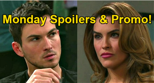 Days of Our Lives Spoilers: Monday, May 24 – Claire Sneaks SOS Message to Ben – Jordan Returns to Ben – Jan's Escape Plan