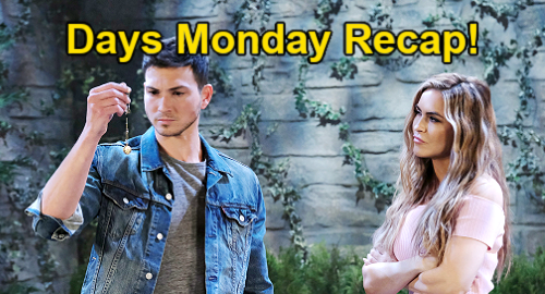 Days of Our Lives Spoilers: Monday, May 24 Recap – Jordan Taunts Ben for Cheating on Ciara - Claire's Panic Attack Tricks Jan