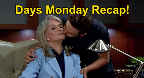Days of Our Lives Spoilers: Monday, September 13 Recap – Gwen Tells Prostitute Lie – EJ Defeats Bloody Xander