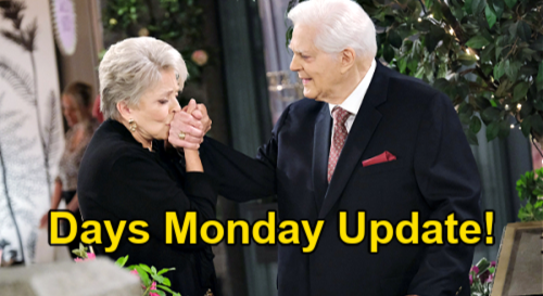 Days of Our Lives Spoilers: Monday, September 13 Update – Abigail Surrenders to Chad – Kayla Orders Doug's Tests
