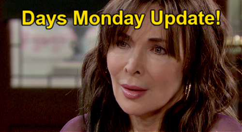 Days of Our Lives Spoilers: Monday, September 20 Update – Allie Faces Horrifying Possession – Kate's Huge Romantic Decision