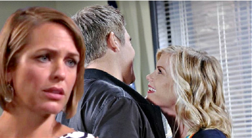 Days of Our Lives Spoilers: Nicole Jealous as Sami & Rafe Reconnect Over Charlie's Murder – Complicated Love Triangle?