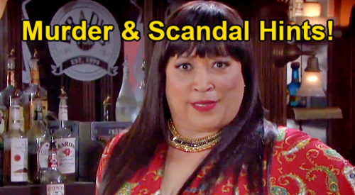 Days of Our Lives Spoilers: Paulina's Miami Secrets, Murder & Scandal Hints - Rich Real Estate Mogul Arrives to See Niece Lani