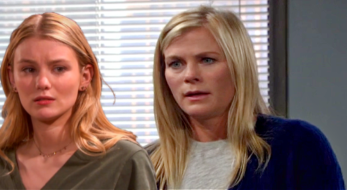 Days of Our Lives Spoilers: Sami's Lying for Allie - Keeps Daughter Out of Prison for Charlie's Murder?