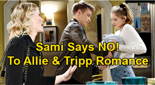 Days of Our Lives Spoilers: Sami Stops Tripp & Allie's Romance – Protects Henry, Forbids Daughter from Dating Ava's Son?